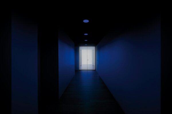 lex eco blue arkos light soffitto incasso