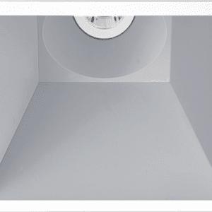 swap square recessed LED spot arkos light