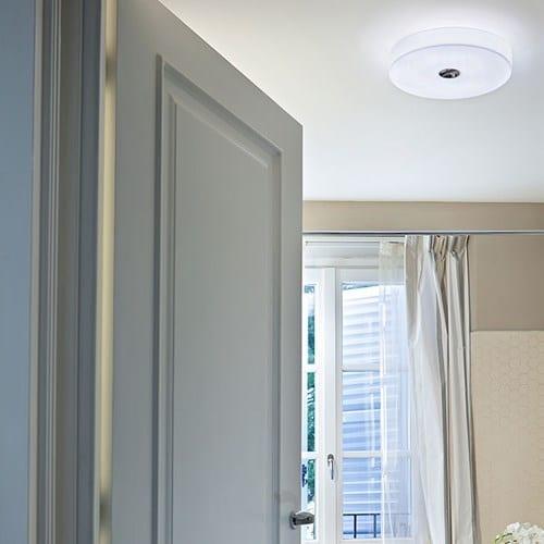 button-hl flos piero lissoni lampada soffitto parete