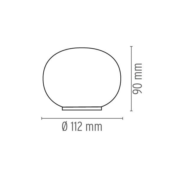 Flos Mini Glo-Ball T | LiD Design