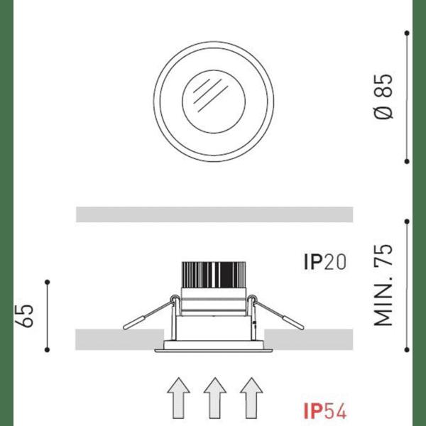 arkoslight drop micro