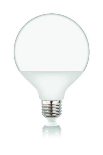 lampadina LED smd globe elecman e27