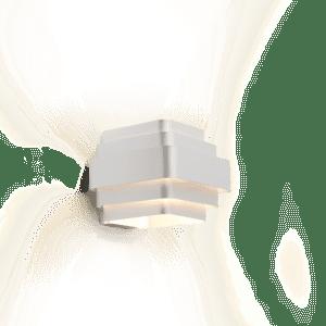 jjw wever & ducré wall lamp oro silver elegante geometrico