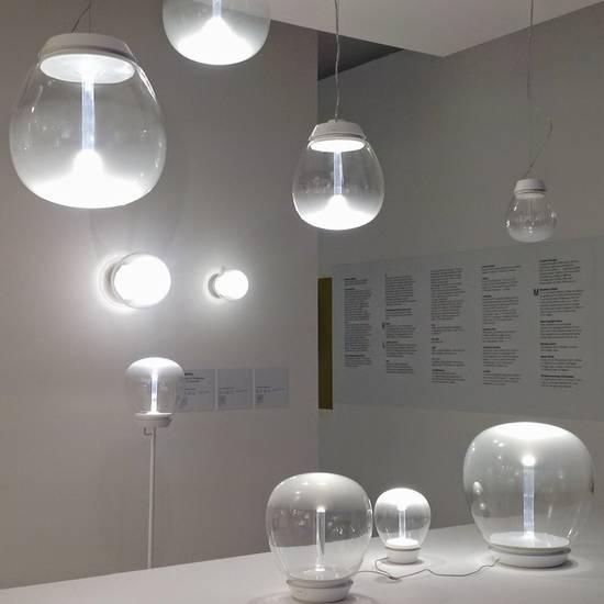 empatia artemide design italiano vetro soffiato