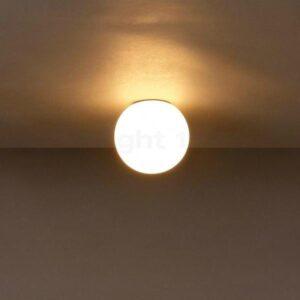dioscuri artemide lampada a parete o soffitto vetro soffiato