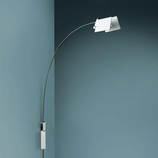 falena fontana arte Alvaro Siza lampada da parete
