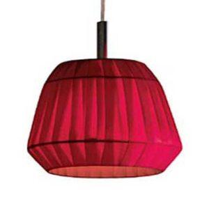 loto modo annarosa romano bruno menegon plissé modoluce lampada a sospensione