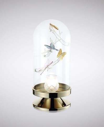 La murrina jardin de verre p short table lamp lid design - La murrina lampade da tavolo catalogo ...