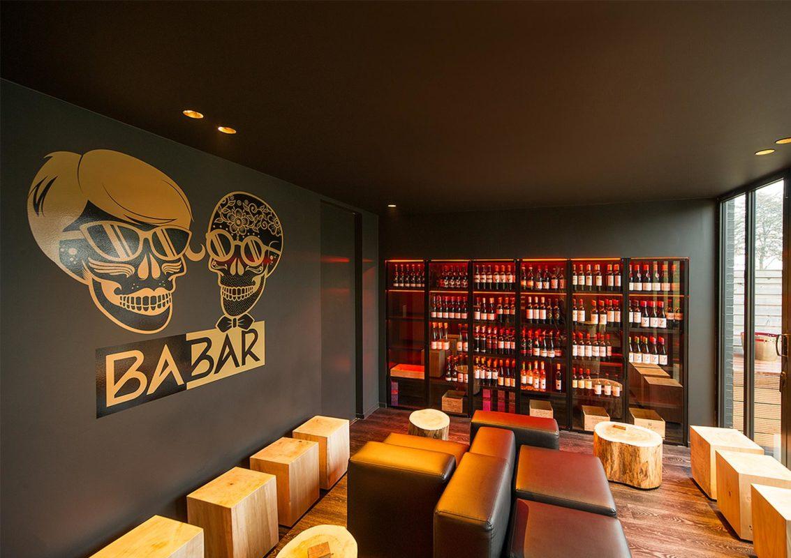 Progetto Illuminazione Ristorante : Progetto di illuminazione bar ristorante hotel axel faro