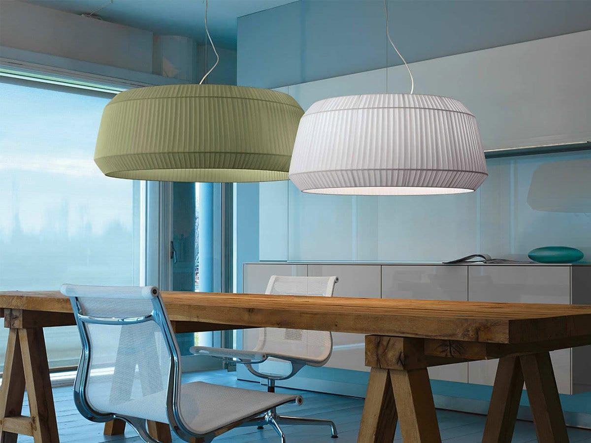 Come illuminare un tavolo da pranzo lid design - Altezza tavolo da pranzo ...