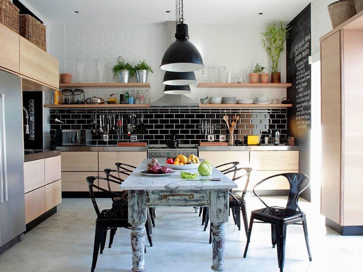 Come illuminare un tavolo da pranzo lid design - Stanze da pranzo ...