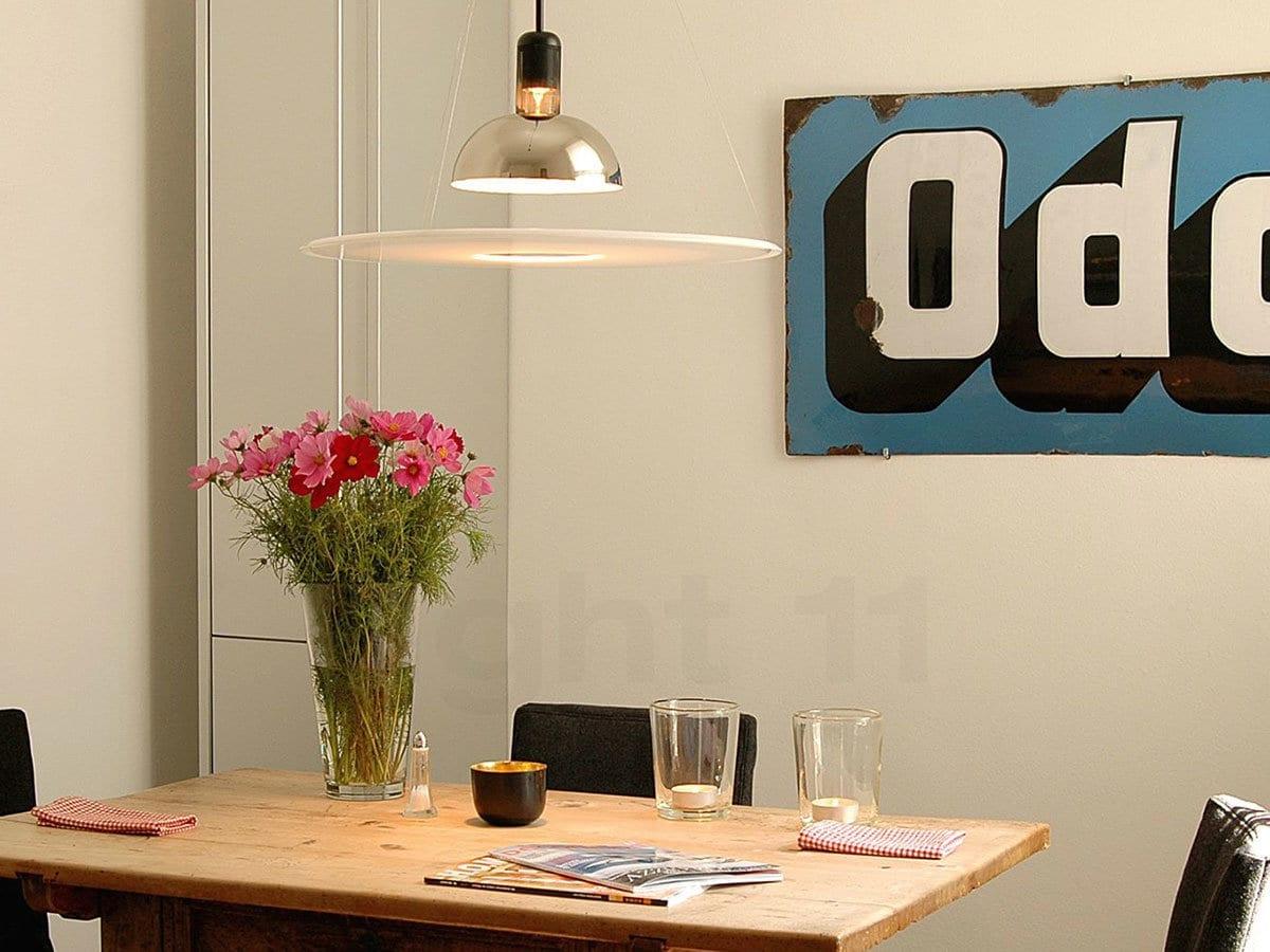 Lampade Sopra Tavolo Da Pranzo come illuminare un tavolo da pranzo | lid design