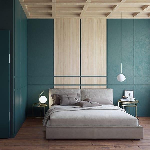 20 modi di illuminare la camera da letto | LiD Design
