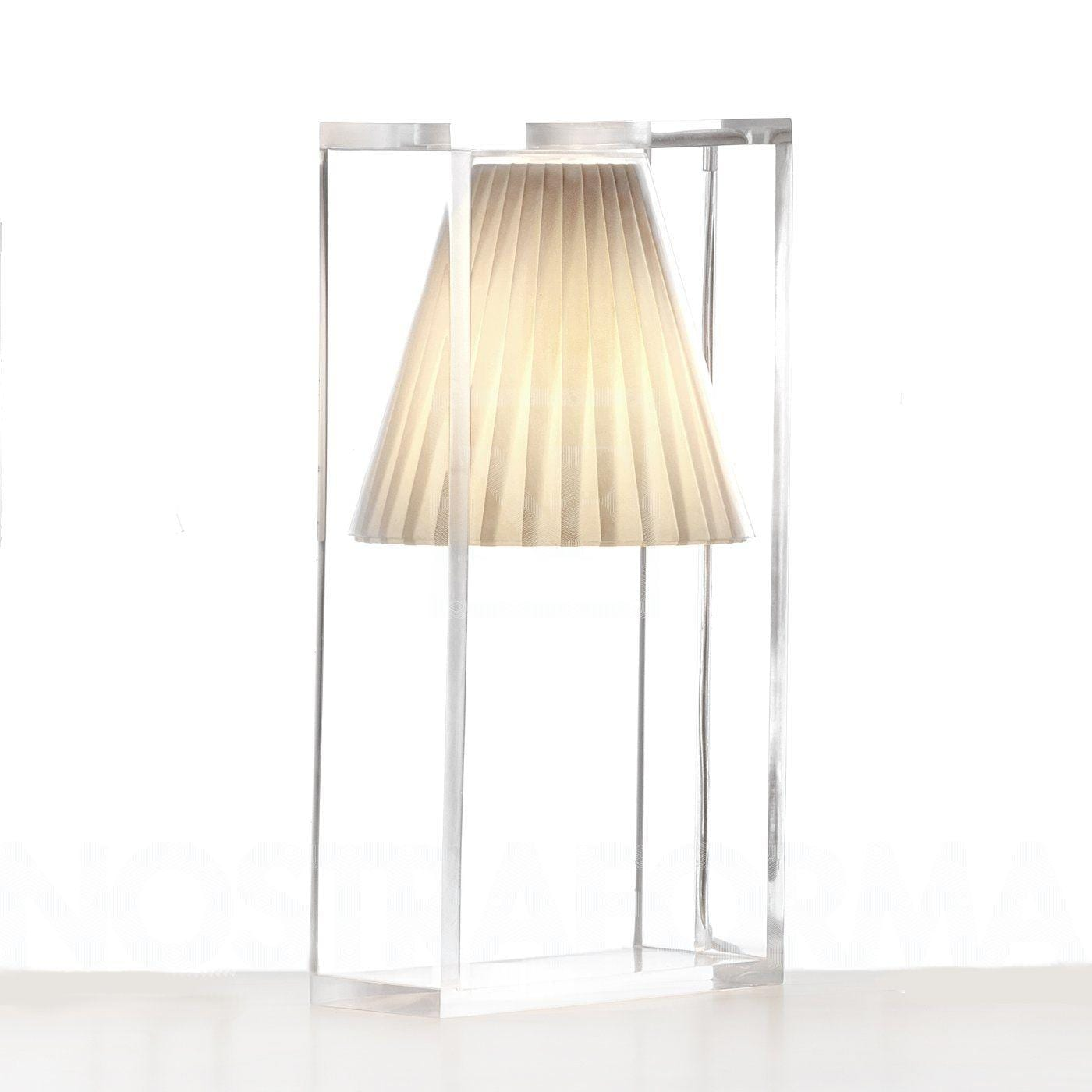Kartell Light Air table - fabric diffuser | LiD Design