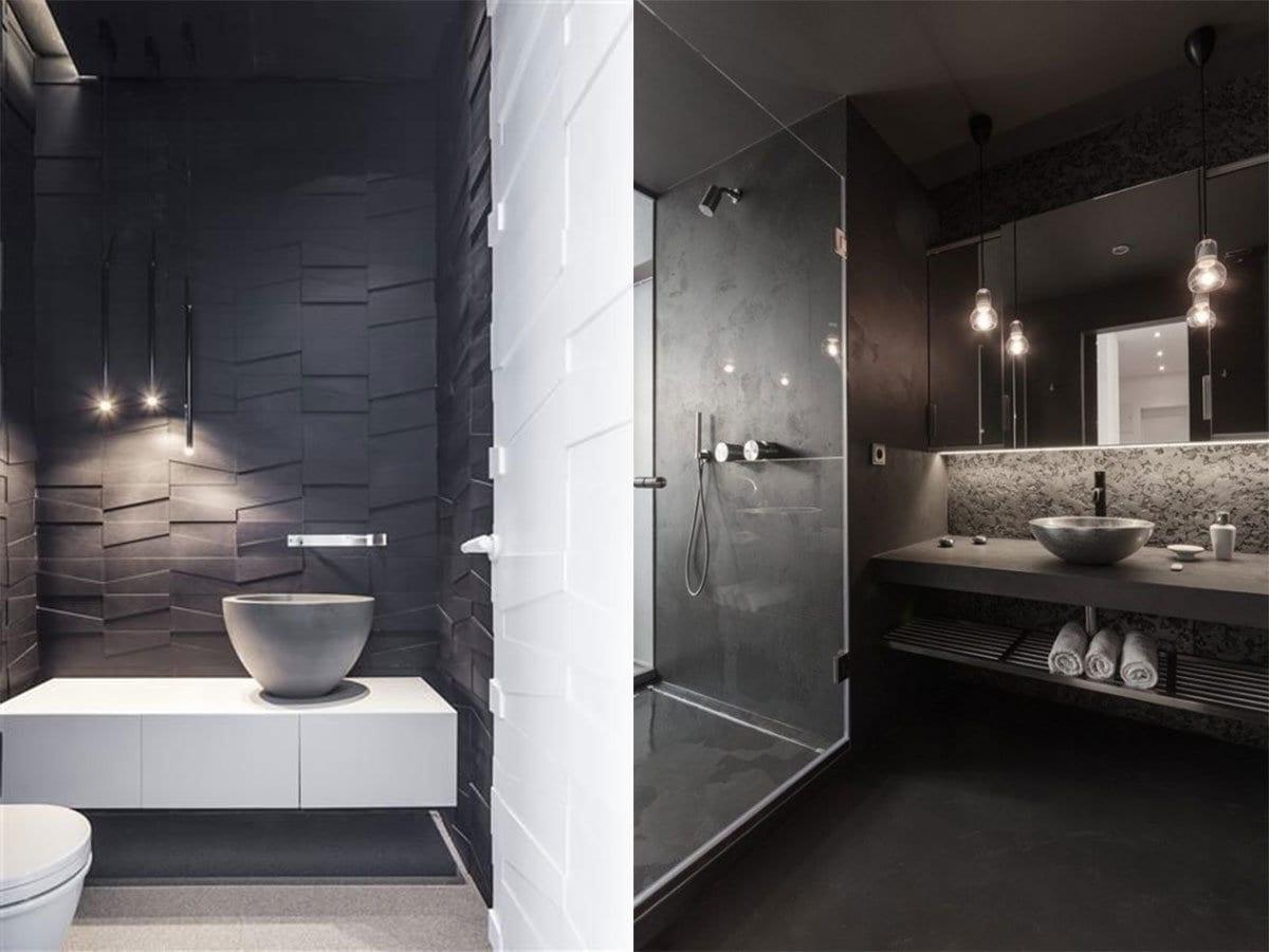 Vasca Da Bagno Bassa : Come illuminare il bagno lid design