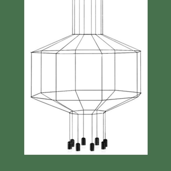 vibia wireflow 0400