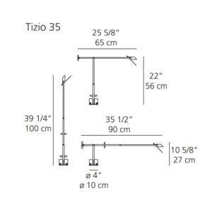 Artemide Tizio 35 Lid Design