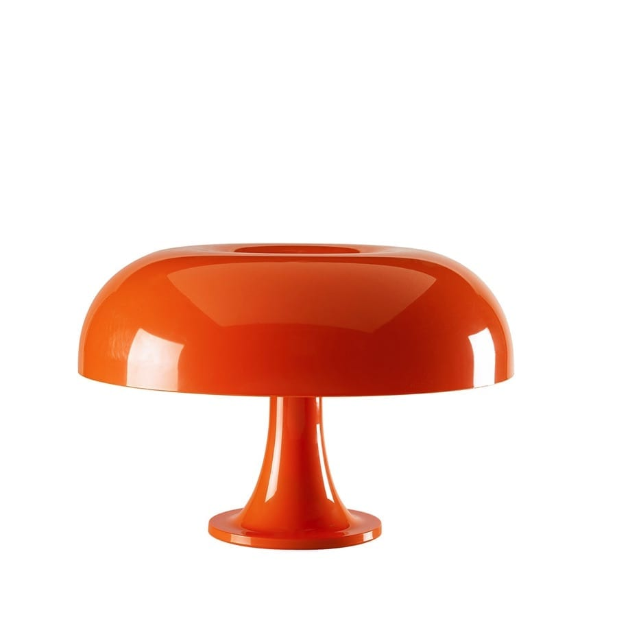 Artemide Nessino Arancione Lid Design
