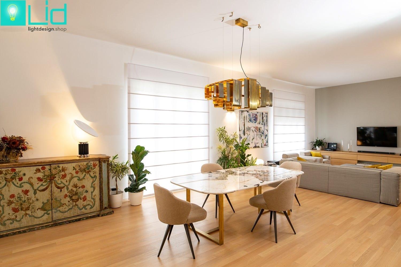 Progetto illuminazione casa dl lid design - Progetto casa design ...