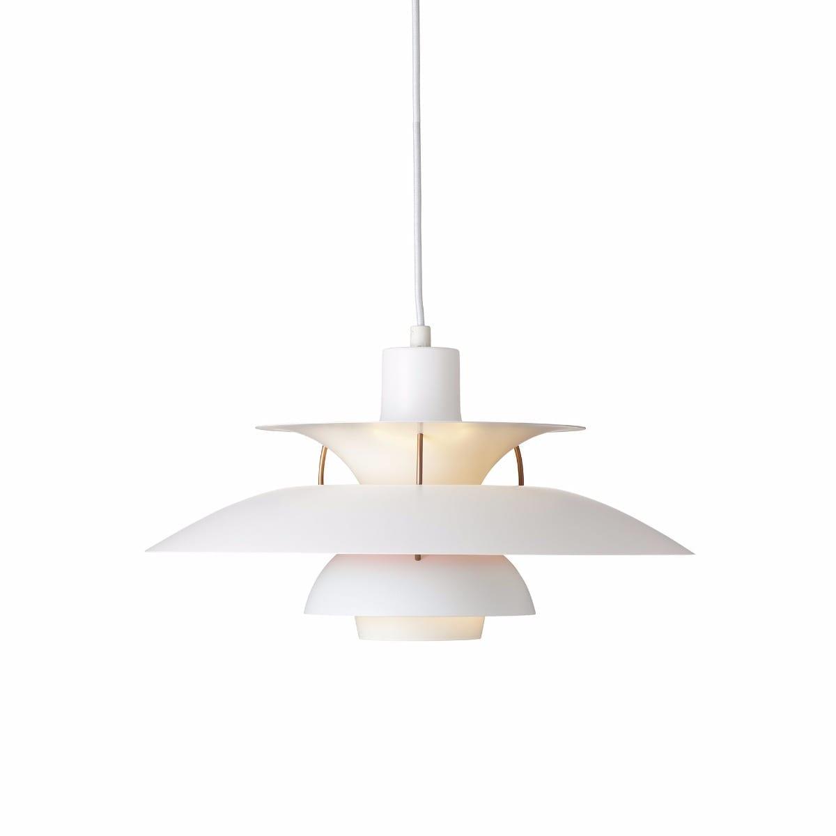 Bare ut Louis Poulsen PH 5 mini - modern white | LiD Design II-72