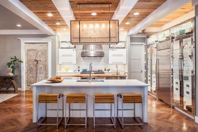 Consigli: illuminazione soffitto travi a vista lid design