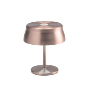 Ai Lati SISTER LIGHT MINI table – copper