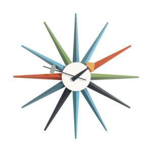 VITRA_sunburst-clock-multicolore